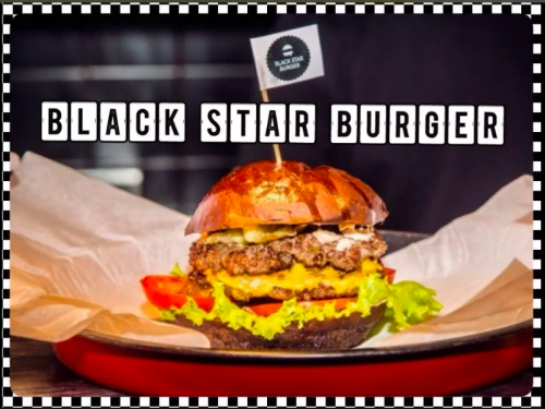 В Санкт-Петербурге откроется Black Star Burger